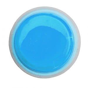 Cyalume Boite de 100 Marqueurs Circulaires Lumineux Lightshape 4 Heures Bleu