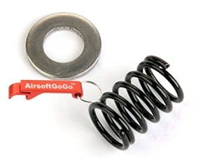 AIP IPSC GBB Airsoft Enhanced Recoil Ressort And Shim [pour Airsoft uniquement]