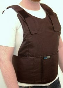 Body Armor Protection externe Niveau 3-a couleur Noir Taille m-xxxxl amovible avec option pour fête moyen
