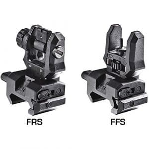 Command Arms Accessories Front/Rear Sight Set Low Profile Front & Rear Sights