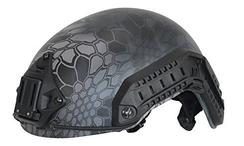 Lancer Tactical CA-806P Maritime ABS Helmet Color: Typhon, Size: Large to X-Large by Lancer Tactical