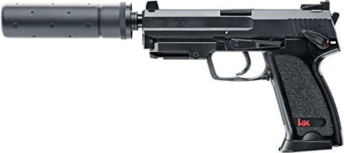 Pistolet airsoft tactical de haute qualité – Calibre de 6 mm BB – Puissance de tir en dessous de 0,5 Joule