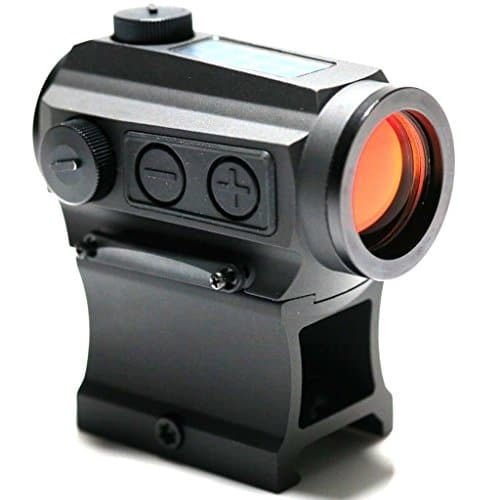 Airsoft chasse Gear holosun paralow hs503C Cercle Rouge Dot Sight