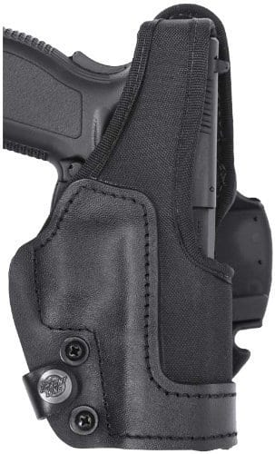 Front Line KNG922-BK Thumb Break Kydex New Generation BFL Holster, Black, Right by Mako Defense