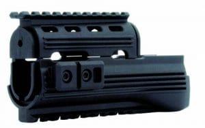 GSG 202713 Système de rail pour softair pour Ak-47 Noir
