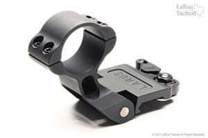 Larue Innovations Ltd Câble QD pivot mount-short tactique pour Aimpoint ou hensoldt Loupe, lt755-30S