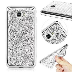 MOMDAD Samsung Galaxy A7 2016 Coque de Protection Etui pour Samsung Galaxy A7 Smartphone (A7, 2016 Version) Protection Étui Slim Housse Cover Case en TPU Gel avec Absorption de Chocs Couverture