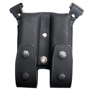 SIG/USP/P8 / Glock seulement (en cuir noir) No.280MgL-BK seul magazine d'?paule poche (japon importation)