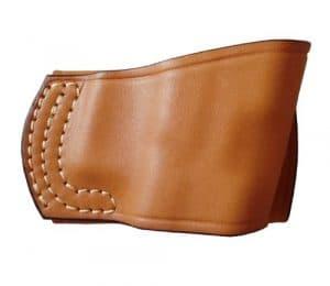 ?tui de la hanche de Silhouette (en cuir brun) n ‹ 205-BR Glock seulement (japon importation)