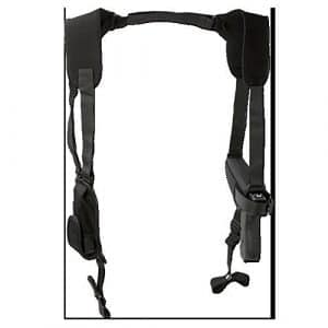 Uncle Mikes Shoulder Holster Size 1 – Excellent Choice For Use Under Jackets