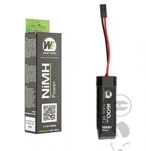 Batterie WE Airsoft Mini 8,4 V/1600 Mah NIMH