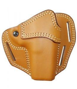 hip Silhouette cr?pe ?tui (en cuir brun) No.215-BR Glock seulement (japon importation)
