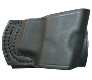 Silhouette hanche ?tui (en cuir noir) n ‹ 205-BK Glock seulement (Japon import / Le paquet et le manuel sont ?crites en japonais)