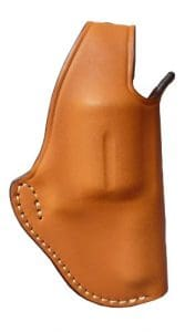 ?tui de la hanche de Silhouette (en cuir brun) No.230D-BR d?tective priv? (Japon import / Le paquet et le manuel sont ?crites en japonais)