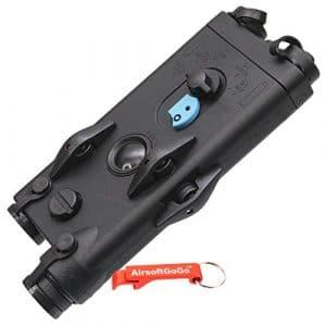 DBOYS PEQ-2 Style Airsoft AEG Battery Case – AirsoftGoGo Keychain Inclus
