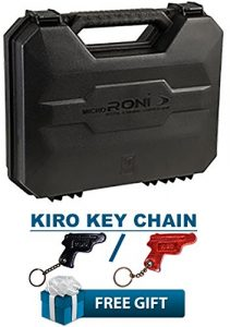 Micro Robas 17, 22& 31Etui Caa GearUp Porte-vélo pour micro Roni 17,22,31Kit de base + Kiro Chaîne Clé en cuir
