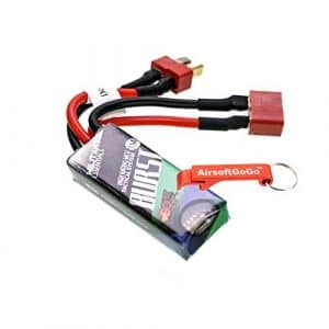 BOL Burst Programmable MOSFET Device pour Airsoft AEG, ERG, EBB (1-12rd / 30rd, T-Plug) – AirsoftGoGo Porte-clés Inclus