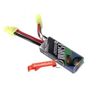 BOL Burst Programmable MOSFET Device pour Airsoft AEG, ERG, EBB, GEN2 – AirsoftGoGo Porte-clés Inclus
