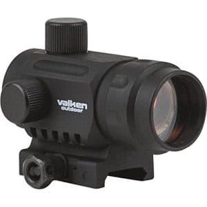 Visée point rouge VALKEN V-TACTICAL mini RDA20 noire