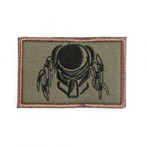 Areyourshop Predator Patch Moral de l'armée tactique Moral badge Patch
