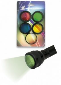 ALBAINOX FLASH LIGHT FILTERS 12159-L COLOURED LENSES FOR TORCH