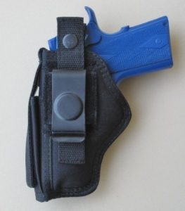 Holster for Colt New Agent & Defender 3″ Barrel by Federal
