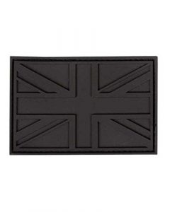Combat Union Jack Patch PVC