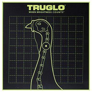 Truglo TG12A12 Cible Turquie 12X12 12PK