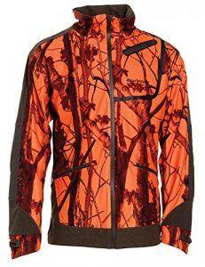 Deerhunter Veste de chasse Cumberland ACT camouflage Blaze