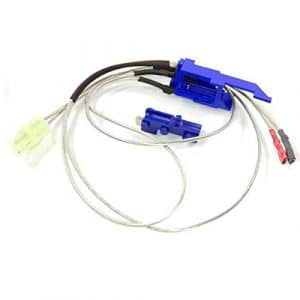 ELEMENT AIRSOFT WIRE SET FOR V3 GEARBOX WIRED TAYMIYA G36 TRIGGER SWITCH