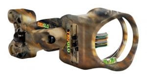 Carbon XS 4 Pin .019 Sight w/Light Lost Camo