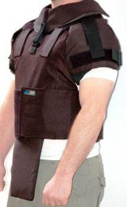 Body Armor Protection externe Niveau 3-a couleur Noir Taille m-xxxxl amovible avec option pour fête grand