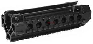 TAC Vector Optics Tactical H & K MP5Triple Système de support de rail Picatinny Compact Gants de couleur noir