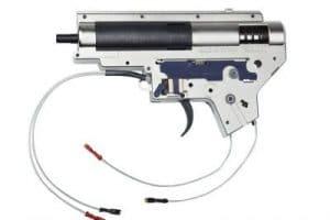 LONEX Ultimate Gearbox compléte V2 M120 pour M16/M4 Adulte Unisexe, Gris, Taille Unique
