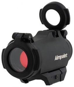 Viseurs Aimpoint MICRO H2 avec point rouge 2 MOA ou 4 MOA