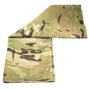 In earnest neck scarf face mask [155 x 48] Multicam the military Ann survival (japan import)