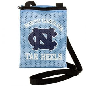 Littlearth NCAA Jeu Jour Pochette, Femme, North Carolina Tar Heels