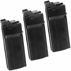 Airsoft Accessories King Arms 3pcs 15rd Co2 Mag Magazine for pour King Arms M1 Carbine / M1A1 Paratrooper GBB Rifle