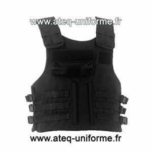 ATEQ Housse Gilet Pare BALLES GENDARMERIE/Police (88/100)