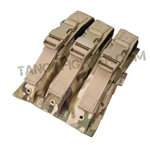 CONDOR MA37-008 Triple MP5 Mag Pouch MultiCam