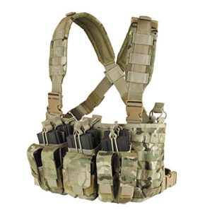 CONDOR MCR5-008 Recon Chest Rig MultiCam