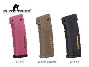 Elite Tribe Magzine Style Powerbank Case NO Batterie Portable Power Fournisseur de Batterie Chargeurs de Batterie, Allemand.