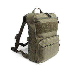 Flatpack + ranger green.