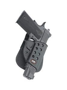 Fobus dissimulé porter étui pistolet rétention ceinture Holster Pour Colt 1911 Style Gun avec rails