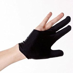 Forfar Main gauche Gant 3 Finger Sport Billard Gants yoyo protection spécialisée Pratique Safeguard originale Disign