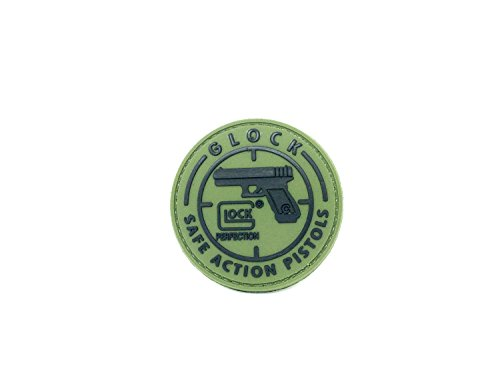 Glock PVC Airsoft Paintball Patch