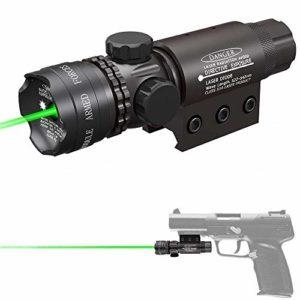 Hauska Viseur Laser Vert Tactique Pointeur Laser Vert