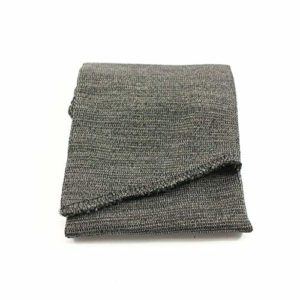 Knit Polyester Firearm Gun Sock Silicone Treated Gun Protector Cover Bag Moistureproof Storage Sleeve Case – Gray