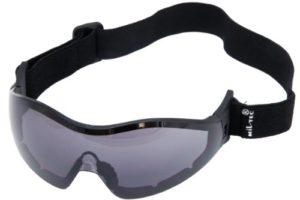Masque Commando brille PARA – Smoke – Miltec