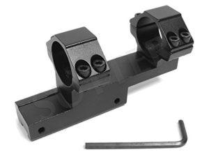 Montage lunette pour fusil coudé d=25,4mm – Montage pour lunettes de visée